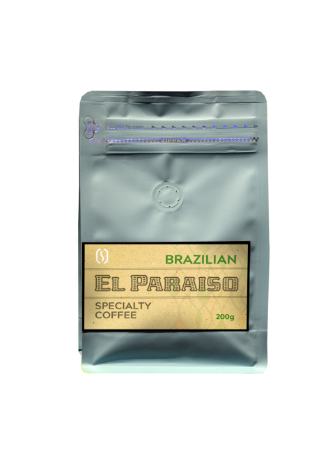 Brazil / El Paraiso Estate coffee, 200g
