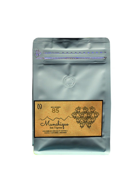 Colombia / Munchique los Tigros coffee, 200g