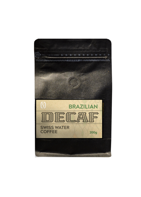 Brazil / Swiss Water® Decaf coffee, 200g