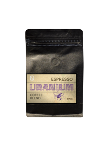 URANIUM Strong Espresso blend coffee, 1kg