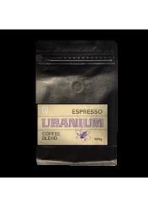 URANIUM Strong Espresso blend coffee, 1kg