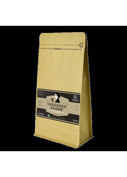 STRADA Espresso blend coffee, 500g